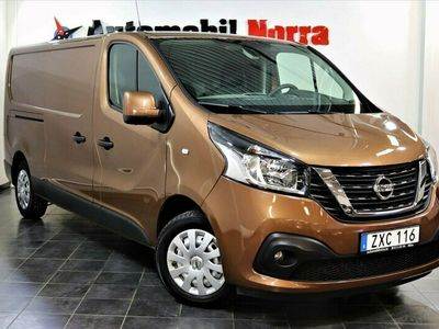begagnad Nissan NV300 1.6 dCi Eu6 Webasto Drag GPS Backkamera 2019, Transportbil Pris 229 900 kr