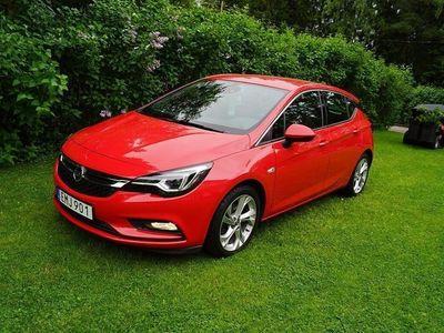begagnad Opel Astra 1.4 T 125 HK DYNAMIC EDITION
