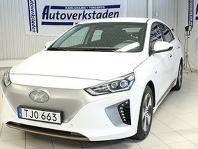 begagnad Hyundai Ioniq Electric (120hk) PremiumEco 0,95% RÄNTA PÅ ALLA BILAR