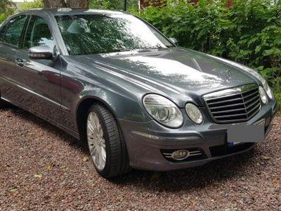 usata Mercedes 320 E-klassCDI 7G-Tronic 4-Matic -07