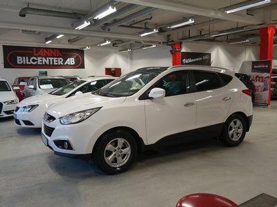 begagnad Hyundai ix35 2.0 CRDi 184hk Business | Aut | Svensksåld