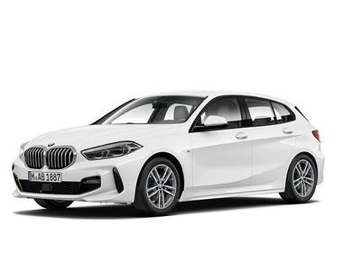 begagnad BMW 118 i M Sport Automat Rattvärme