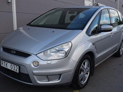 used Ford S-MAX 2.0 7-sits 145hk 0:- Kontant -07