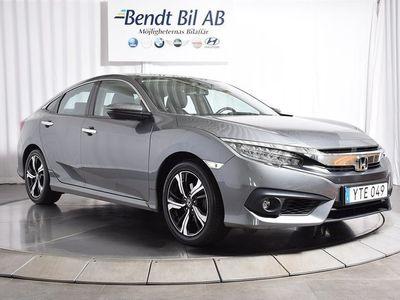 begagnad Honda Civic Sedan 1.5 i-VTEC Turbo Executive