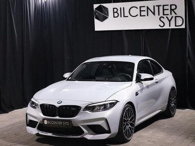 begagnad BMW M2 Competition Coupé, F87 (411hk)