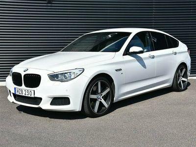 begagnad BMW 530 Gran Turismo d xDrive GT M Sport Euro 6 258hk
