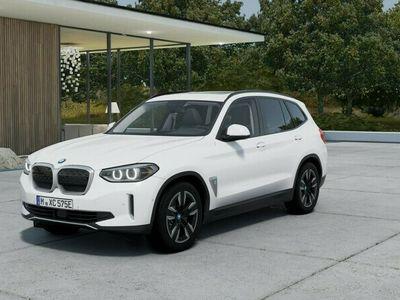 begagnad BMW iX3 Charged Navi Panorama DAP Dragkrok