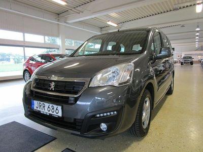 begagnad Peugeot Partner Tepee 1.6 BlueHDi 99hk Automat Dragkrok