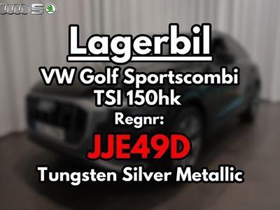begagnad VW Golf Sportscombi TSI 150hk