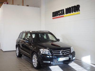brugt Mercedes GLK220 CDI 4MATIC Aut Plus 170 -12