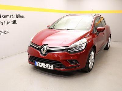 begagnad Renault Clio Sport Tourer PhII Energy TCe 90 Intens SpT, Navigation