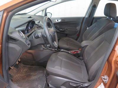 begagnad Ford Fiesta 1.0T EcoBoost Titanium 100hk