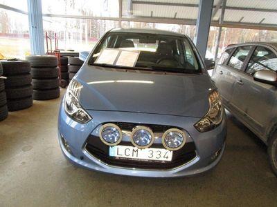 begagnad Hyundai ix20 1,6