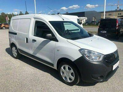 begagnad Dacia Dokker Van 1.5 dCi 95 Essential 2021, Transportbil Pris 147 900 kr
