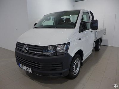 begagnad VW Transporter Pick-Up EH TDI 150 DSG -17