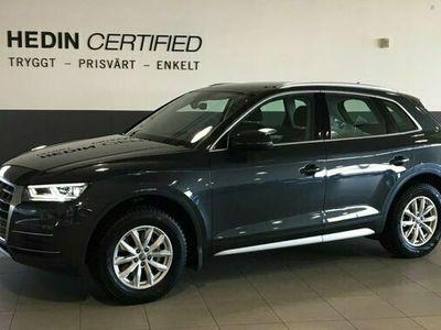begagnad Audi Q5 2.0 TDI quattro 2018, SUV Pris 299 900 kr