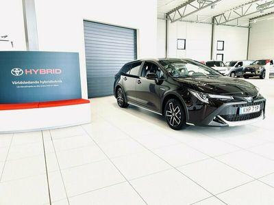 begagnad Toyota Corolla 1.8 Elhybrid Touring Sports (122hk) Aut