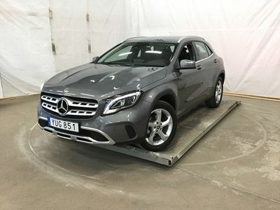 gebraucht Mercedes GLA200 SE-Edition 7G-DCT 156hk