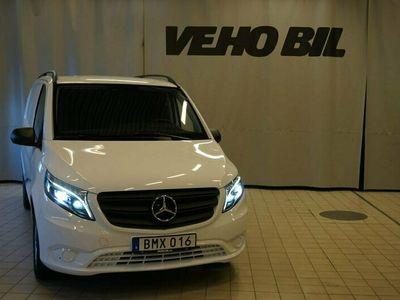 begagnad Mercedes Vito 116 CDI 9G-Tronic Euro 6 163hk