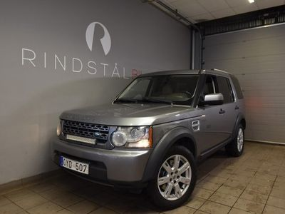begagnad Land Rover Discovery 3.0 TDV6 211 HK AUT 4WD