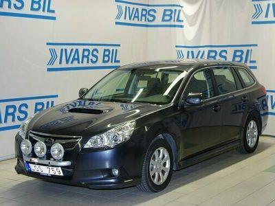 begagnad Subaru Legacy 2.0 D Business Station 2011, Kombi Pris 79 000 kr