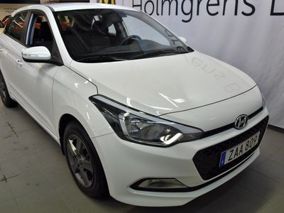 begagnad Hyundai i20 1.4 Holmgrens Comfort Edition