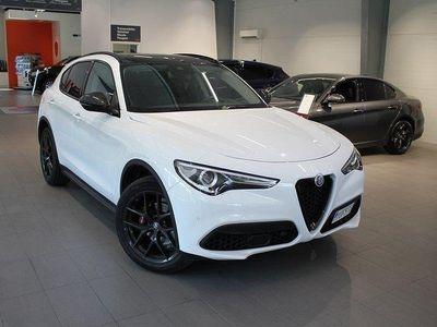 begagnad Alfa Romeo Stelvio B-Tech 2.0 280hk ATX AWD -