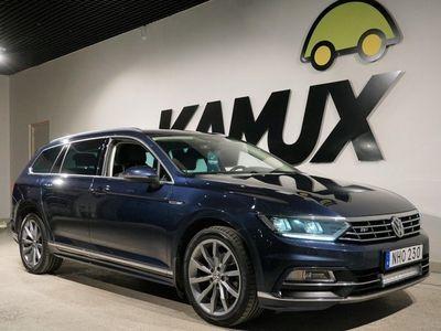 begagnad VW Passat 2.0 TDI 4M R-Line D-värme Drag (190hk)