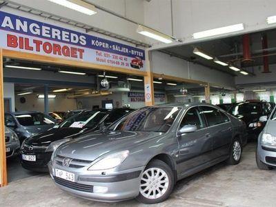 begagnad Peugeot 607 2,0 Sedan 0% Ränta