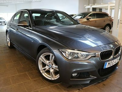 begagnad BMW 320 d Sedan 190hk M-Sport (Aut) EU6 Drag