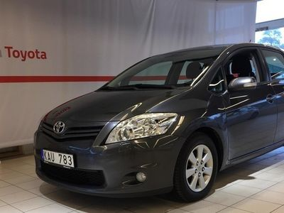 brugt Toyota Auris 1,4 Edition Plus