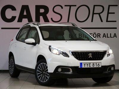 begagnad Peugeot 2008 1.2 Active e-THP Automat Euro 6 2018, SUV Pris 139 000 kr