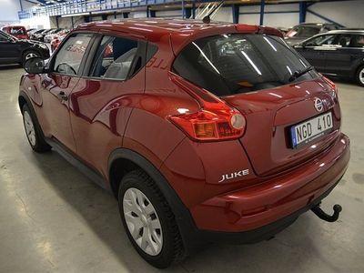 begagnad Nissan Juke 1.6 (117hk) Dragkrok / 2.95%