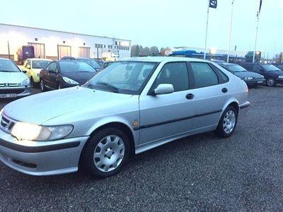 begagnad Saab 9-3 Ny besiktad 5-dörrar 2.0 T SE 154hk