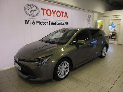 begagnad Toyota Corolla 1,8 HSD Style Touring Sports