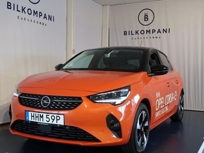 begagnad Opel Corsa -e Elegance 136 hk Automat