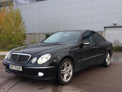 begagnad Mercedes E270 CDI 5-G Tronic 177hk -04