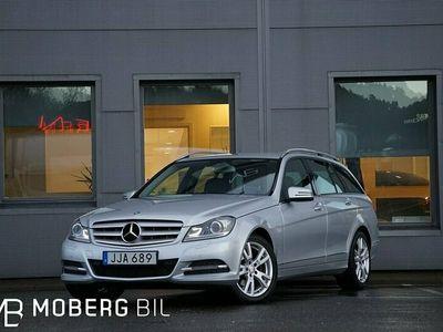 begagnad Mercedes C220 C BenzCDI 4MATIC Avantgarde 2014, Kombi 169 900 kr