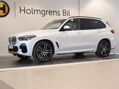 begagnad BMW X5 xDrive30d M-Sport / Innovation (265hk)