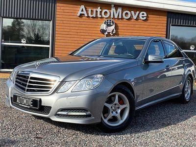 begagnad Mercedes E220 CDI BE BlueEFFICIENCY 7G-Tronic Plus 170hk