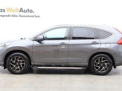 begagnad Honda CR-V i-DTEC 160 4WD Automat Drag 2017, SUV Pris 229 900 kr