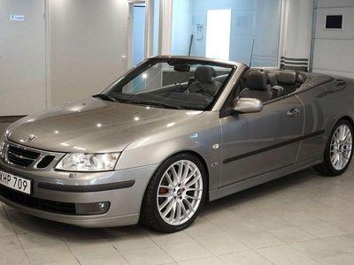 begagnad Saab 9-3 Cabriolet 2,0T 210hk