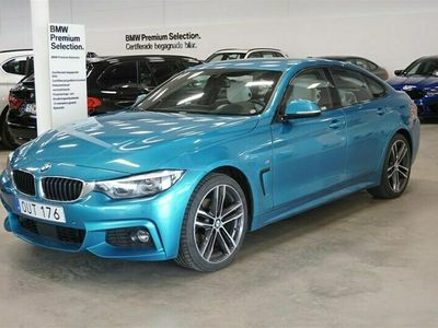 begagnad BMW 420 d xDrive GC M-Sport Drag Navi Fartpilot Hud Adaptiv-Led