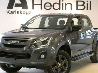 begagnad Isuzu D-Max Expert Crew Cab 4WD Aut Drag D-värmare Backkamera