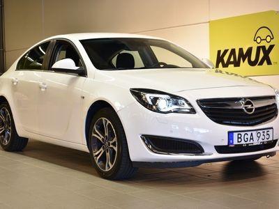 usata Opel Insignia 2.0 SIDI Turbo 4x4 250hk 2484mi -14