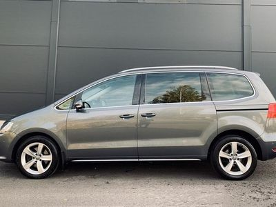 begagnad VW Sharan 1.4 TSI BlueMotion 7-sits