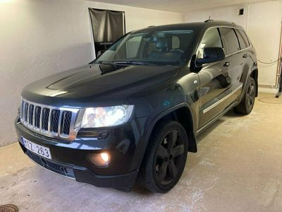 begagnad Jeep Grand Cherokee 3.0 V6 CRD 4WD Automat 241hk