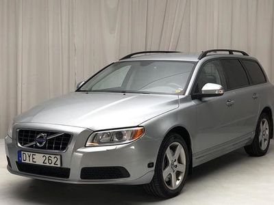 begagnad Volvo V70 II 2.5FT 2011, Kombi 86 450 kr
