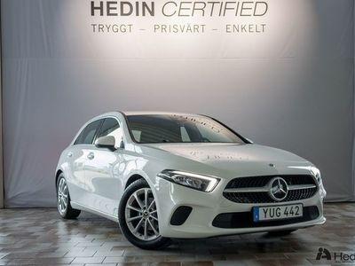 begagnad Mercedes A180 d // Apple carplay & Android auto //