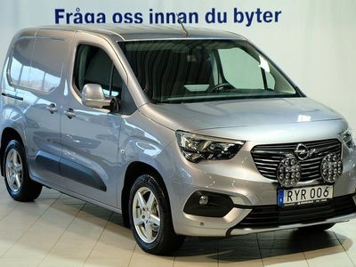 begagnad Opel Combo Cargo Skåp 1,5 100Hk LaunchEd